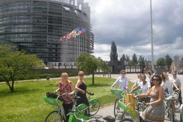 Excursión en bicicleta por el centro...
