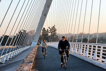 Excursion de 3heures en vélo à la découverte de Strasbourg et de...