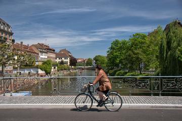 Recorrido de 1,5 horas en bicicleta en Estrasburgo