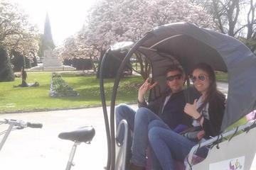 Visite de Strasbourg en vélotaxi de...