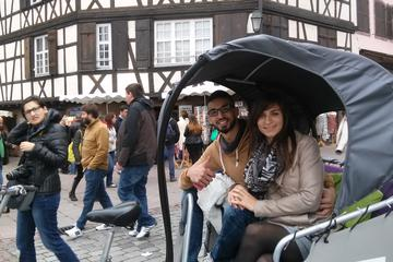 Visite touristique de Strasbourg en vélotaxi