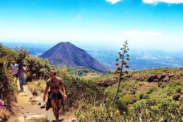 Hike to Santa Ana (Ilamatepec) Volcano