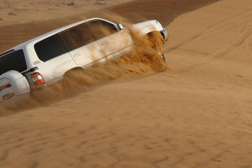 Abu Dhabi Desert Morning Safari: 4x4 Dune Bash, Camel Ride and...