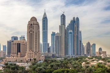 Excursion d'une journée à Dubaï au départ d'Abou Dhabi