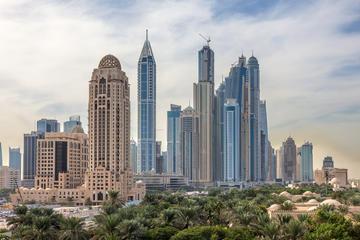 Viagem turística diurna por Dubai saindo de Abu Dhabi