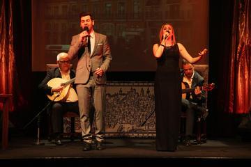 Beste Live Fado-show in Lissabon: 'Fado in Chiado'