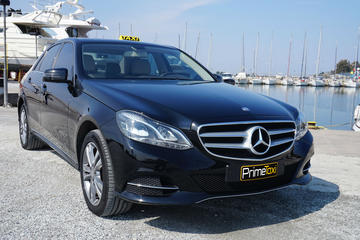 Private Arrival Transfer from Thessaloniki Airport to Halkidiki Area