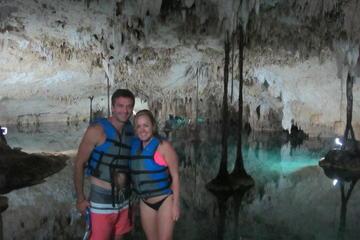 Excursão de aventura com snorkel nos Três Ecossistemas