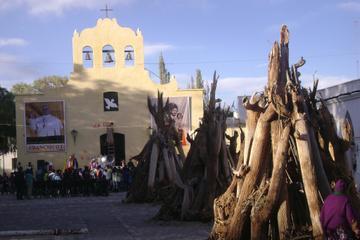 2-Day Tour to Las Pailas, Los Colorados and La Poma from Cachi
