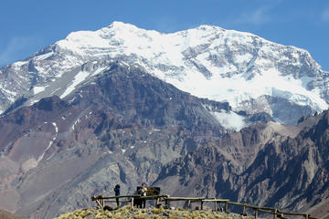Aconcagua Trekking Full Day Tour from Santiago