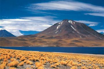 Atacama Salt Flats, Toconao and...