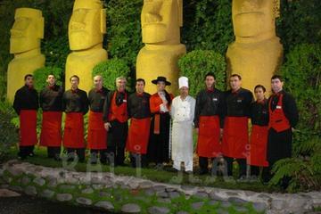 Cena y espectáculo en Bali Hai que incluye transporte