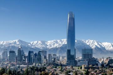 City tour de meio dia em Santiago