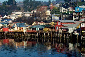 Day Trip to Ancud and Chiloe from...