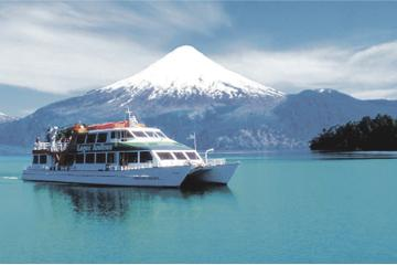 Day trip to Peulla from Puerto Varas