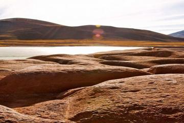 Full Day Trip to the Red Stone Desert from San Pedro de Atacama