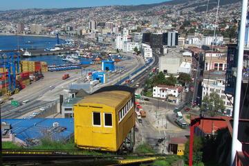 Tour de Valparaíso y Viña del Mar