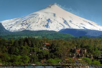 Traslado de Chillán para aeroporto ou hotel de Santiago