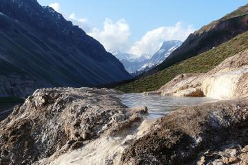 Trekking and Hot Springs Day Trip from Santiago