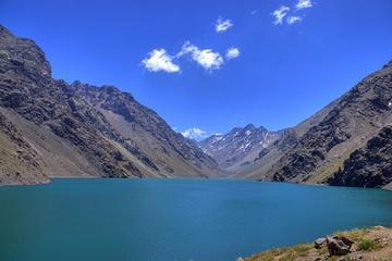 Viagem diurna por Portillo e Lagoa Inca saindo de Santiago