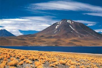 Viagem diurna às planícies de sal do Atacama, Toconao e lagoas de...