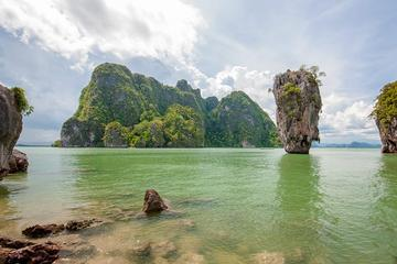 Full-Day James Bond Island Canoeing and Snorkeling Trip by Speedboat...