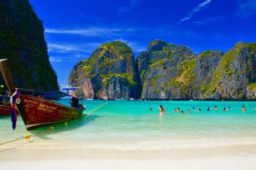Full-Day Phi Phi Island by Speed Boat From Phuket