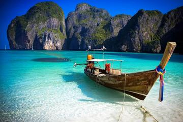 Phi Phi Island Early-Bird Trip Including Maya Bay and Bamboo Island...