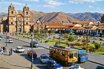 Excursão particular histórica de meio dia em Cusco