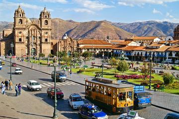 Excursión histórica privada de medio día a Cuzco con Sacsayhuaman