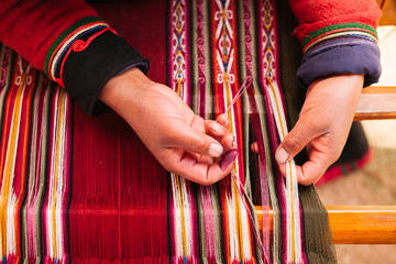 Intimate, Andean Weaving Tradition...