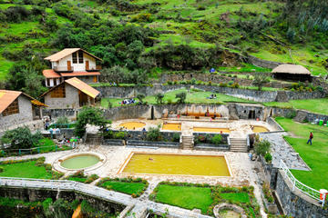 Lares Valley Inca Hot Springs from...
