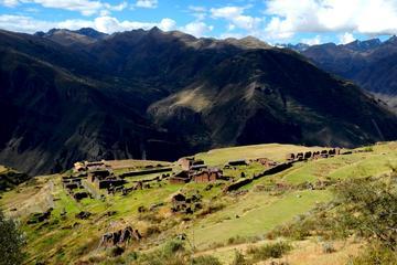Trilha Huchuy Qosqo privada de 2 dias para Machu Picchu saindo de...