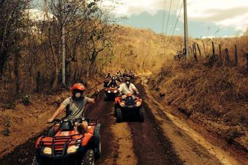 ATV and Canopy Zipline Tour