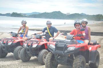 ATV Mountain Tour From Riu Guanacaste or Nuevo Colon