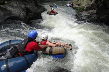 Tubing or Rafting Class II and III at Rio Negro
