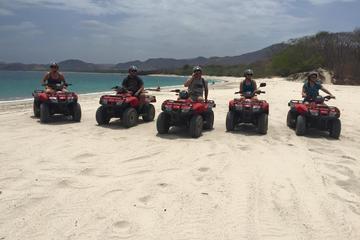 Excursión en todoterreno por playa y montaña desde Playa Flamingo