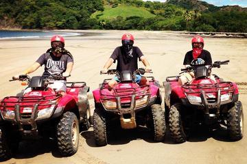 Excursión en todoterreno por playa y montaña desde Tamarindo