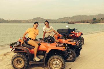 Excursión por la playa de un día: Todoterreno y catamarán en Playa...
