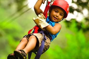 Full-Day Adventure Tour: Canopy...