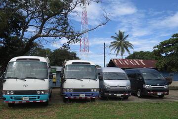 Privater Hin- und Rücktransfer vom Liberia Airport zu Hotels oder...