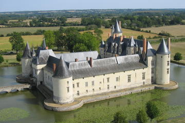 Visite du Château du Plessis-Bourré