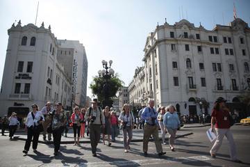 Excursión privada de medio día a la ciudad de Lima