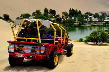 Full-Day Ica and Huacachina Sand...