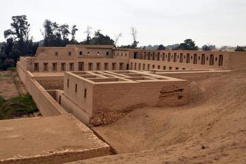 Visite privée: site archéologique de Pachacamac avec le district de...