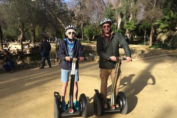 Official Segway Tour Guided 1:00 hour - Center and Plaza España Route