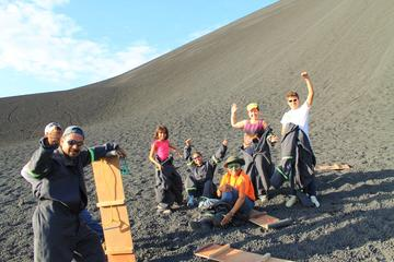Cerro Negro and Volcano Sand Boarding...