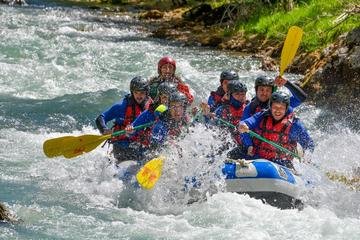 Half Day Rafting in Verdon Gorges
