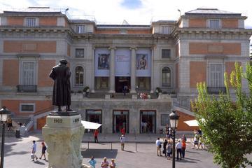 Recorrido de 2 horas por el Museo del Prado en Madrid