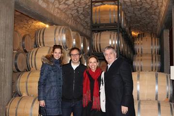 Recorrido vinícola de Ribera del Duero desde Madrid